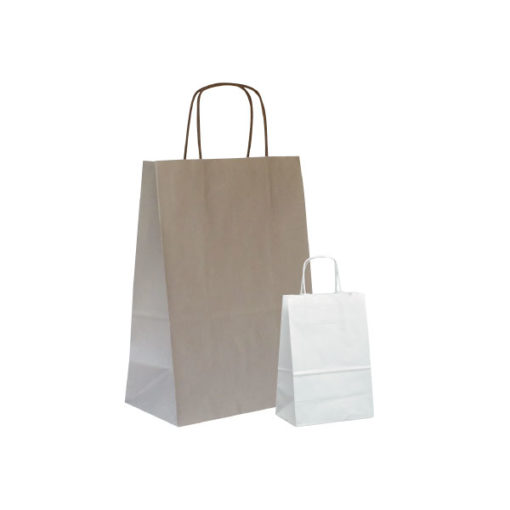 Shopper Kraft Bianco
